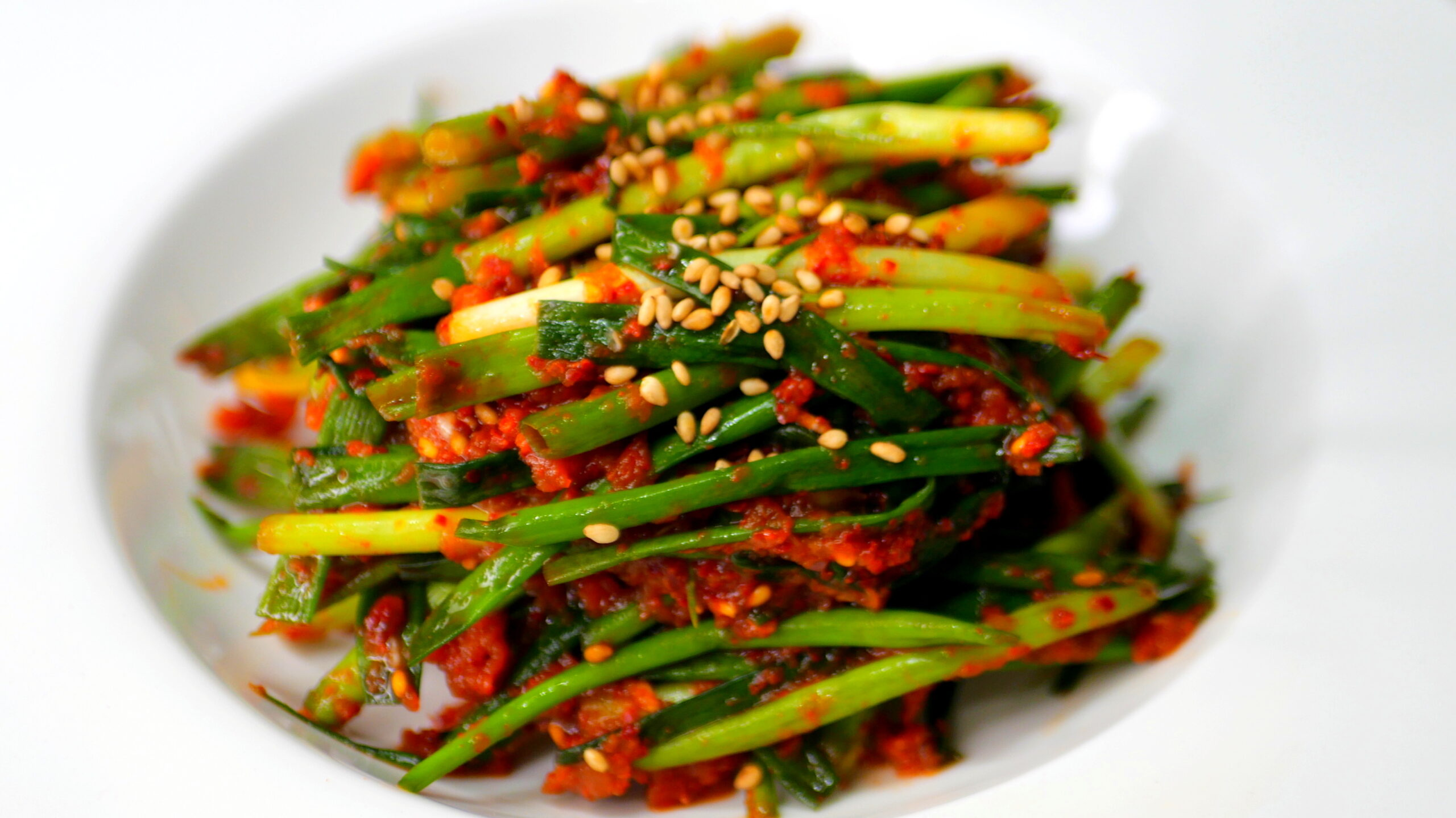 Green onion kimchi ネギキムチ